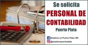 vacante empleo personal de contabilidad republica dominicana