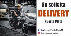 vacante de empleo de delivery en puerto plata republica dominicana