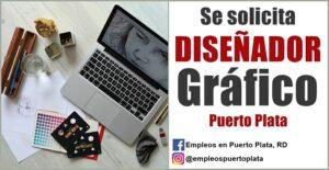vacante de empleo diseñador grafico en republica dominicana