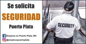 vacante de empleo de seguridad vigilante wachiman guachimán security